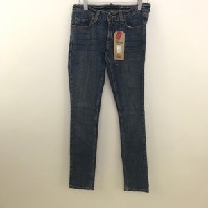 NWT Levi's Too Superlow 524 Jeans Size 3 Junior